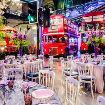 London Transport Museum - Event venue