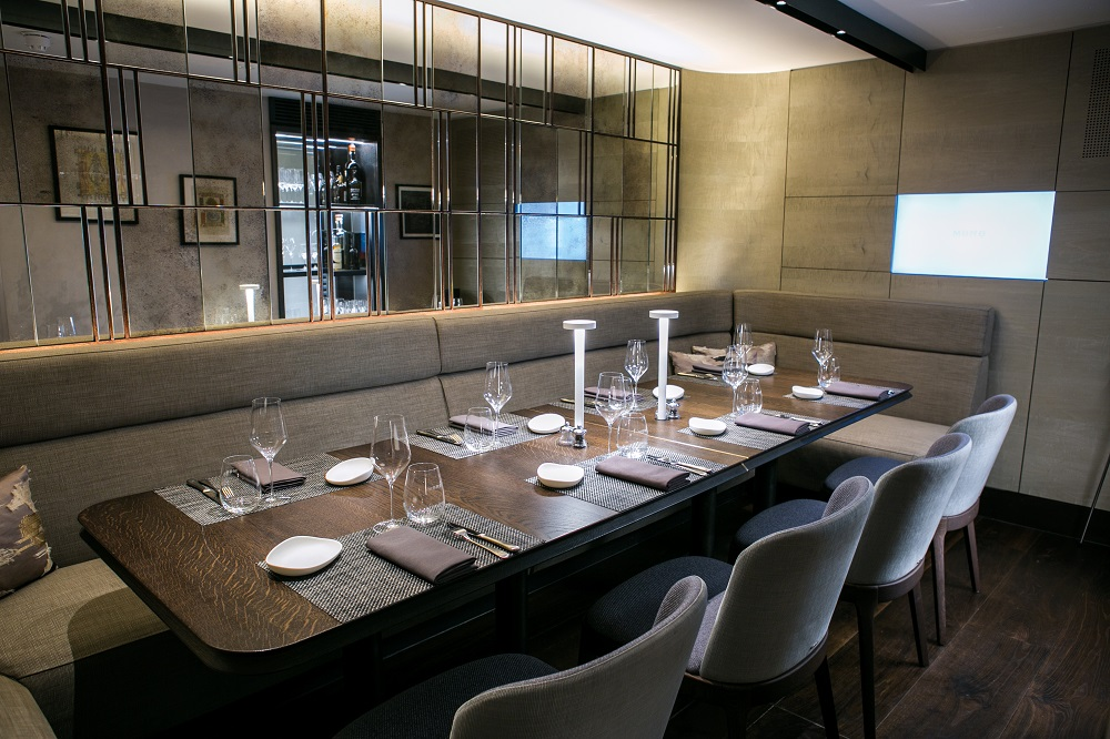 Mere Restaurant The Collection Events Awesome Restaurant Dining Room Chairs Collection
