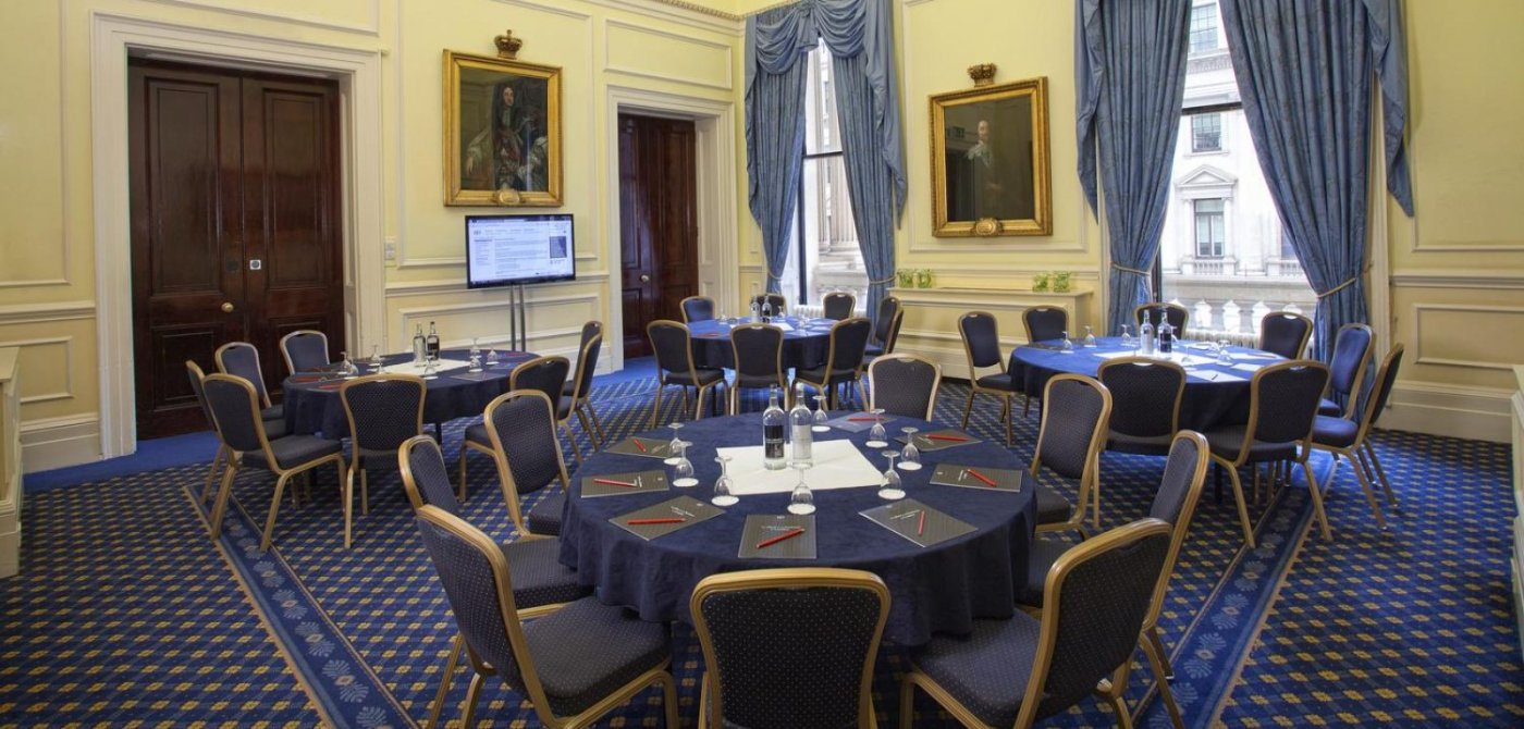 Meeting rooms in 116 Pall Mall
