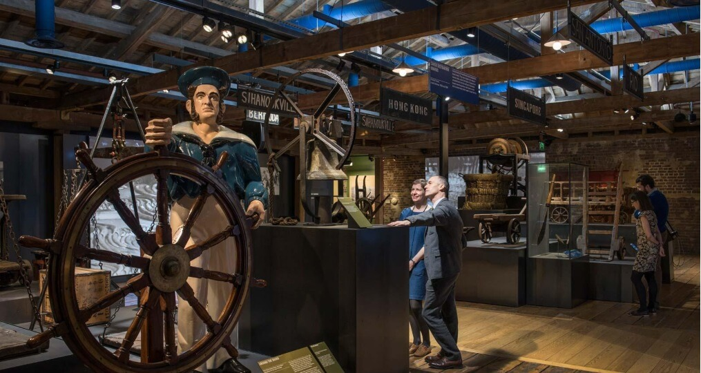 Hire the museum of london docklands
