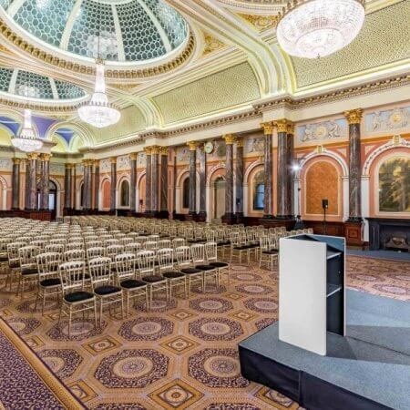 Gibson Hall Conference hire