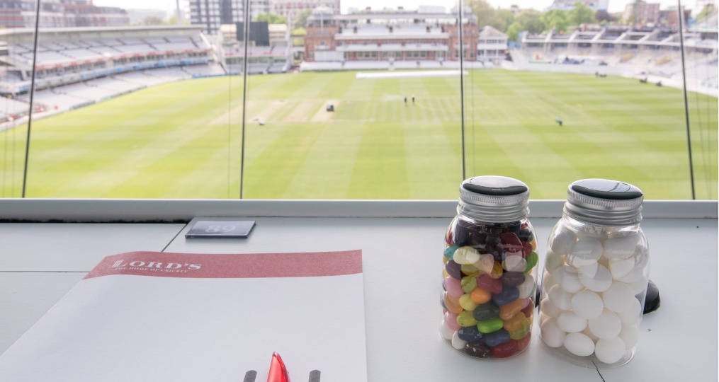 Book a conference at Lord's