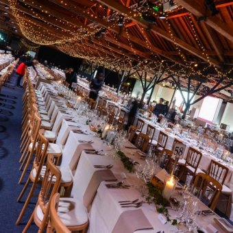 Hire Tobacco Docks for your Christmas Party
