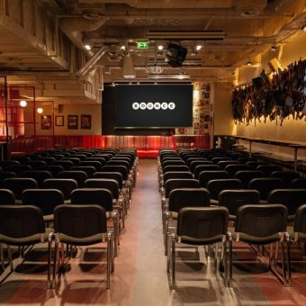London conference venue, Bounce