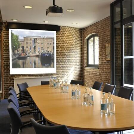 Meetings at The Museum of London Docklands
