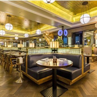 St Pancras Brasserie and Champagne Bar